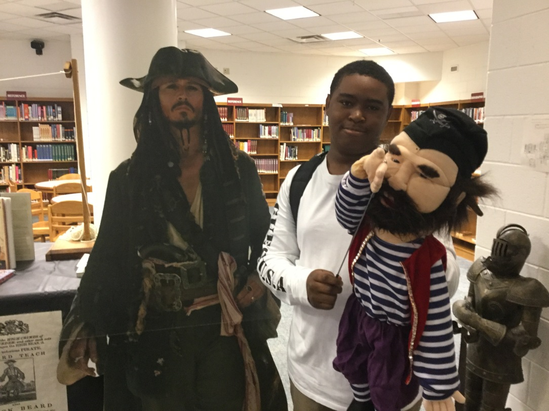 Pirate Day 2